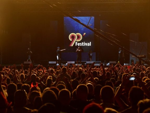 90′ Festival