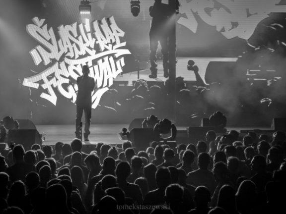 Śląski RAP Festival – Spodek