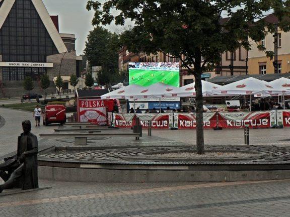 Strefa Kibica Euro 2020